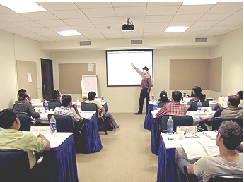 training - HFI offers UX training and also certification for individuals, organizations and products.