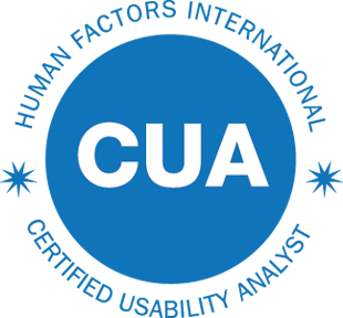 HFI offers CUA certification for new UX practitioners