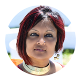 Apala Lahiri is the global expert on cross-cultural design and HFI's global chief of technical staff.