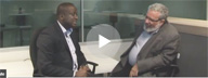 HFI video in which Abdul Noutcha of Standard Bank of South Africa discusses A Challenge for UX Practitioners with Eric Schaffer of Human Factors International